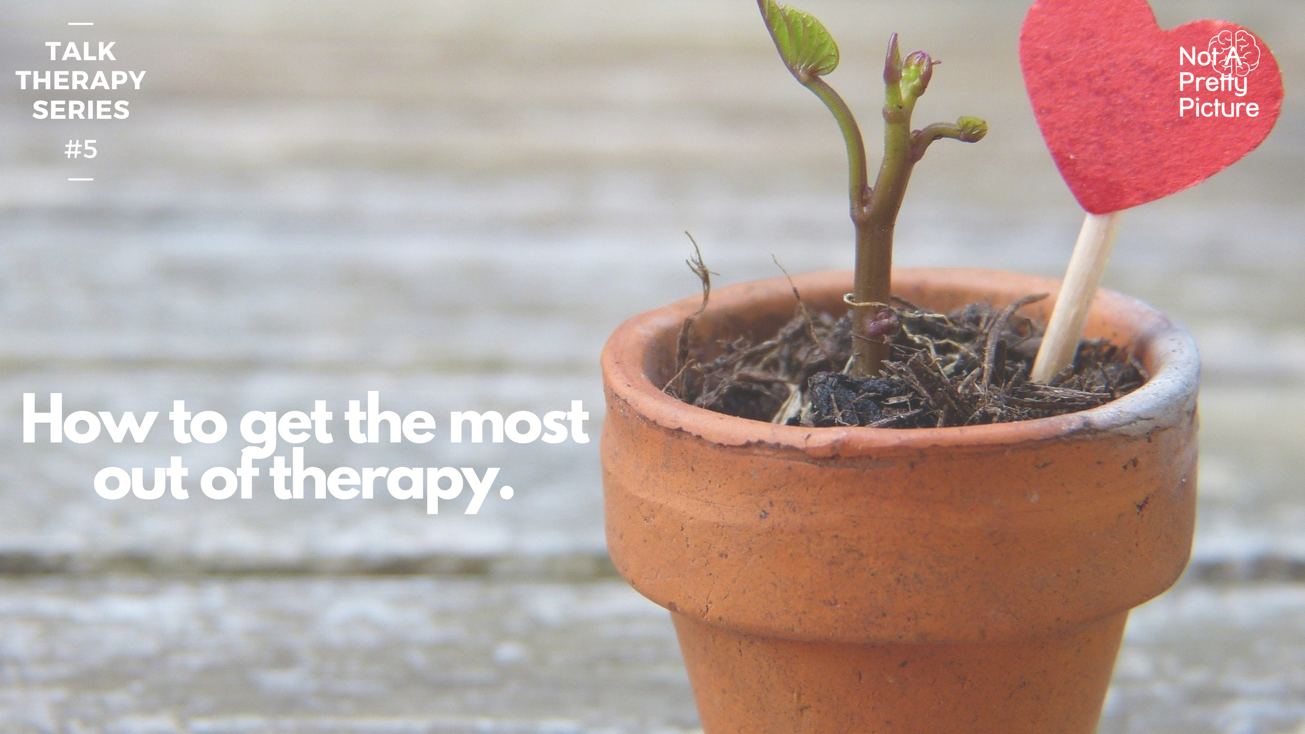 How to get the most out of your therapy sessions
