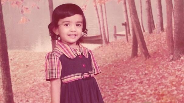 My childhood pic