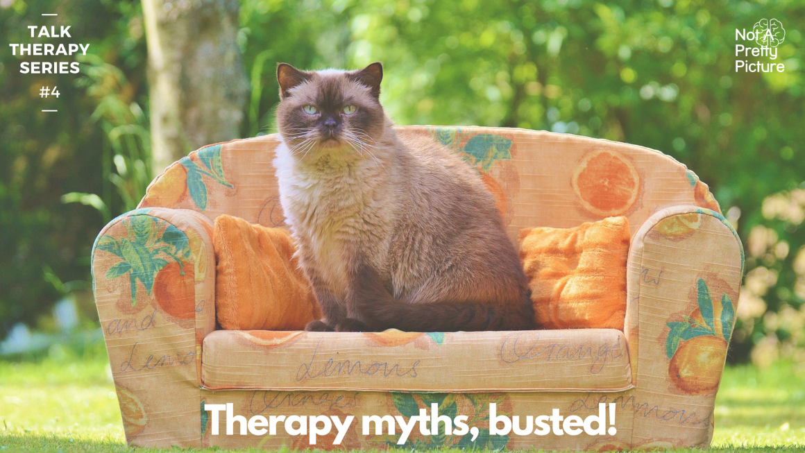 7 Myths about therapy, busted!