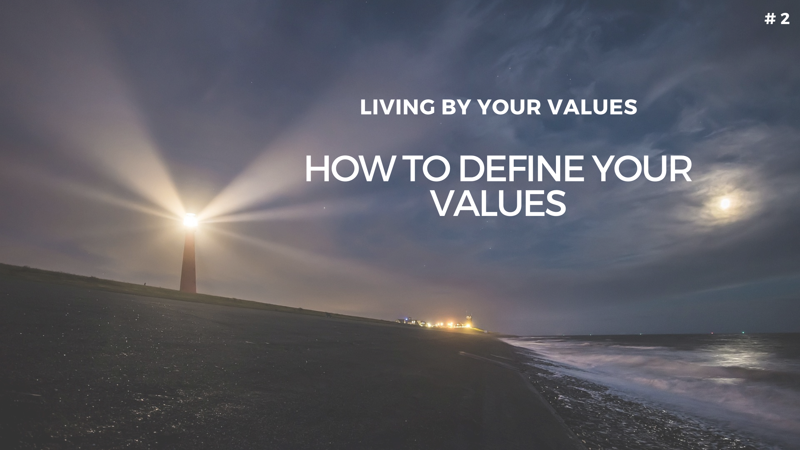 Values and Defining them